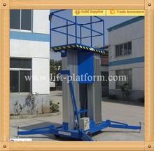 Man Lift Truck with Single/Double Aluminum Mast