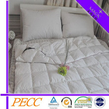 233TC Fabric Bed Quilt With 45% Duck Down Filled For Wholesale
