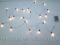 C6 LED Christmas mini e10 candle light bulbs