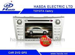 Toyota Camry car GPS bluetooth FM/AM radio RCA AUX IN DVD PLAYER