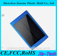 Portable usb power bank solar charger for ipad mini solar power charger
