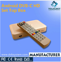 Decoder For Cable TV