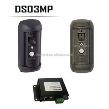 vandal resistant, water resistant high quality digital TCP/IP telephone intercom systems