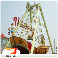 2015 Best selling theme park amusement rides pirate ship/viking boats rides/amusement viking galleon rides for sale