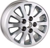 새로운 디자인 합금 바퀴 적합 토요타 캠리 5 홀 바퀴 중국 복제 휠