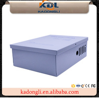 Promotion power supply for door access control Metal box 12v switching power supply 12v 3a back up