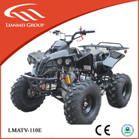 110cc cheap atvs, 4 stroke quads atv with CE, gas powered dune buggy