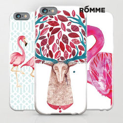 China gold phone case manufacture wholesale bulk new christmas phone case cover for iphone 6