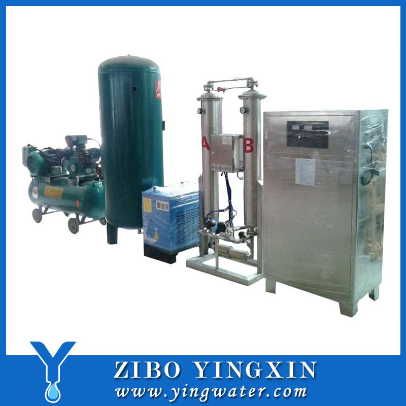 Hecho en china de alta calidad generador de ozono pem