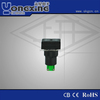 16mm rectangle volum adjust small electronic buzzer