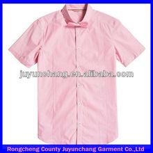 respirável gingham camisa uniforme escritório de design