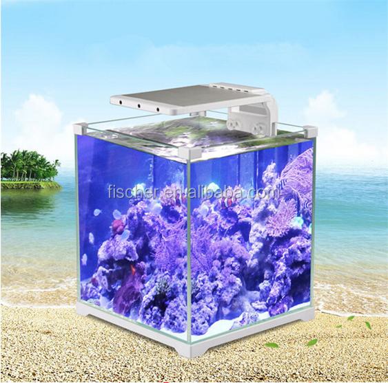 Wholesale Sunsun Portable Aquariums Mini Fish Tank For