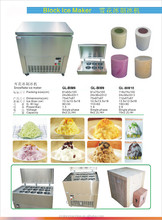 Snow Flake ice Making Machine Heavy Duty Automatic Snow ice Maker Machine for sale