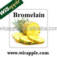 Plant Based Digestive Enzyme bromelain Powder