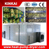 Hot Air Dehydrated Vegetable Drying Machine