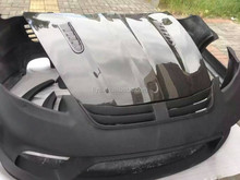auto tuning styling super car bumpers mansorry design body kit for panameraa 970 FRP+carbon material perfect fitment