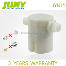 "JYN15 1/2"" half inch inside mounted upc flush valve toilet New product water level control valve"