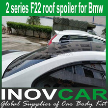 2 Series abs car wing spoiler for Bmw F22 M235i 220i sedan roof spoiler