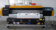 1.8m eco solvent large format printer with Dx5 print head