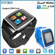 Global Promotion FITBO Support All APP SIM TF ladies watch mobile phone