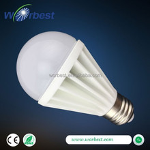 made in china products 5W SMD5630 E27ceramic heatsink led bulbb alibaba express