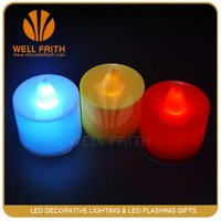 Battery operated decorative candles,artificial candle bulk in china