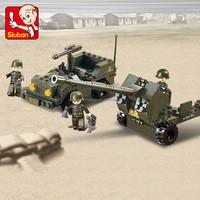 China factory sluban building blocks plastic kids games cars montessori educational toys with ICTI certificate