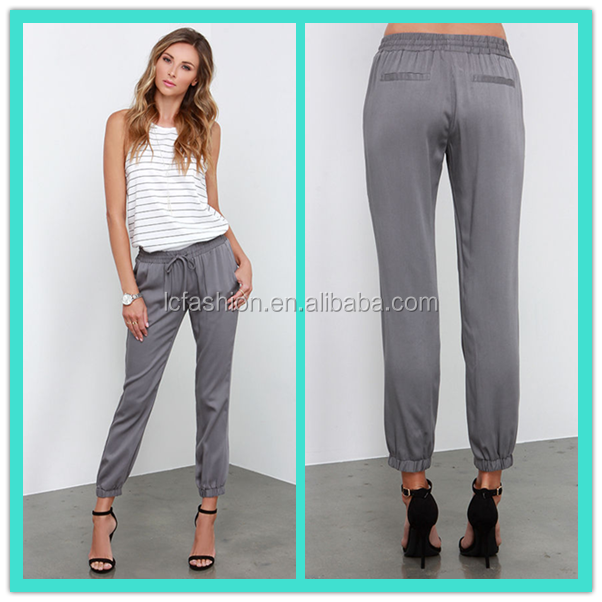 Original Women Grid Jogger Pants 2015 Fashion Pants View Pants Metro Clothing
