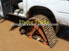 rubber track system / rubber track kits / 4*4 vehicle