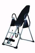 steel frame comfortable inversion table gym/home equip