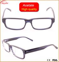 Italy Designer Wholesale Acetate Eyewear Optic Frame in SHENZHEN