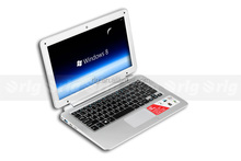 """11.6"""" low price WIFI & Bluetooth bt Fasion Ultra slim light office laptop computer with win8"""