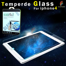 slim anti-glare anti-scratch tempered glass screen protector shield for apple ipad air co-tgtp-8006