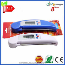 foldable probe meat turkey bbq Beef digital cooking thermometer with ce