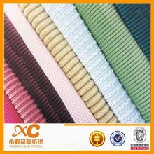 Fine and soft corduroy fabric textile china wholesale