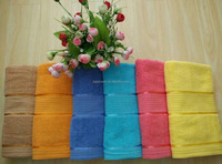 100 cotton used hotel towels