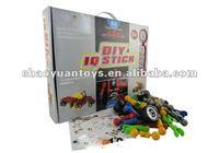 intelligence DIY IQ stick building blocks toys BK8326T1208
