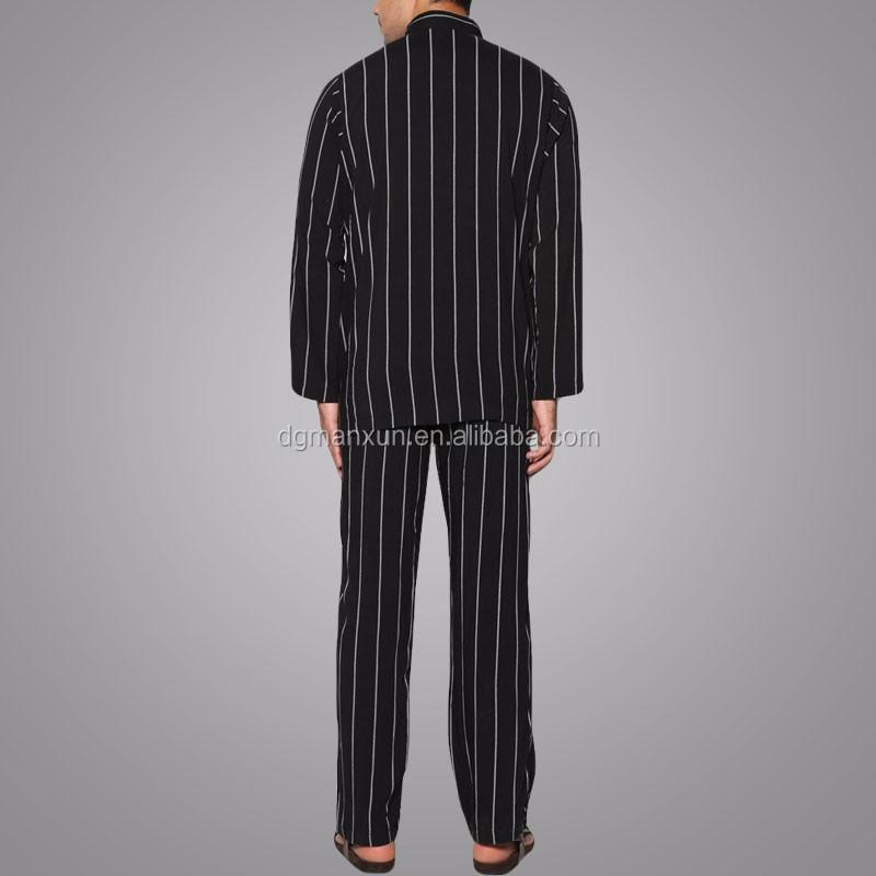 Wholesale Clothing Dubai Men Islamic Clothing Stand Collar Baju Melayu Regular Fit Jubba Photo (5).jpg