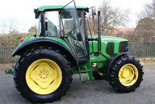 John Deere 6220SE 4WD Tractor