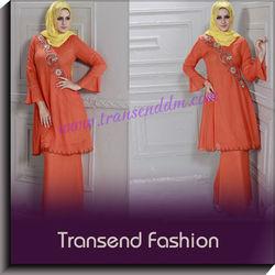 New Design Baju Kurung Indonesia