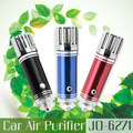 Car air ionizer, air car cleaner and air car freshener novelty