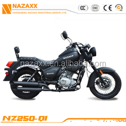 NZ250-Q1 excellent and cheaper chopper motorcycle