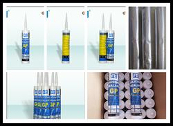 FL 260ml/280ml/300ml/310ml Excellent extension pure silicone sealant