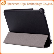 3 folding cover case for ipad air 2,for ipad air 2 tablet case