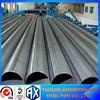 carbon steel pipe a 333 gr 6 mild steel tubes hot sales light reb tube