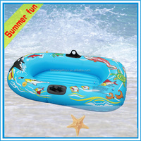 Wholesale Summer fun Inflatable Single Boat
