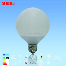 factory xiamen led g95 globe bulb lamp 12w e27