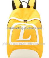 2014 trendy college student cool custom korean style backpack