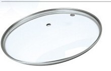 high dome glass lid