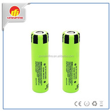 Hot Sale lifepo4 battery NCR18650BE battery for Lithium battery pack 12v